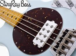 Бас-гитара Music Man Stingray
