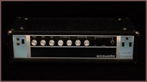Бас-гитарный усилитель Acoustic 360