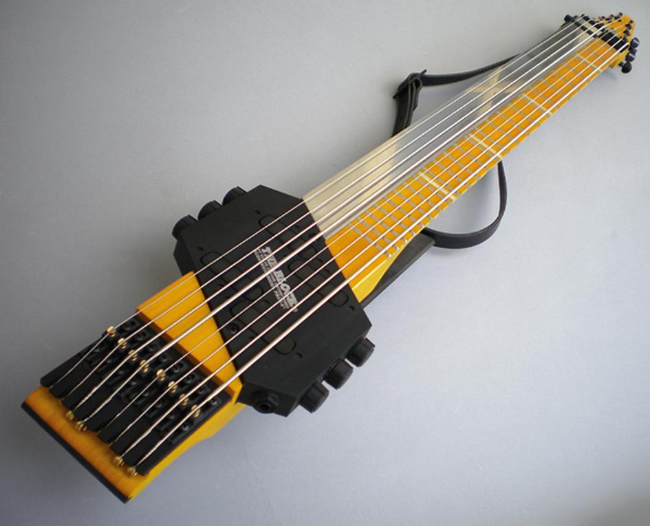 Кто на какой бас гитаре играет