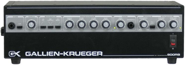 Усилитель бас-гитарный Gallien-Krueger  800RB