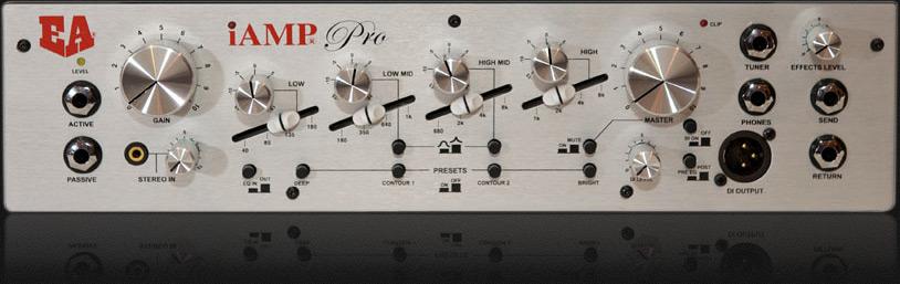 Усилитель бас-гитарный Euphonic Audio iAmp Pro