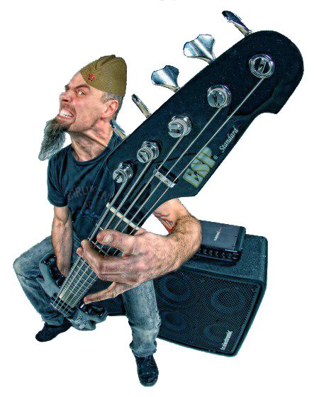 Злой басист