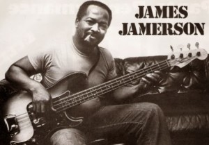 James Jamerson Tribute Bass