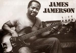 James Jamerson Tribute Bass